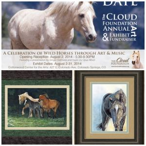 Rosellen Westerhoff To Exhibit At The Cloud Foundation Annual Art Exhibit